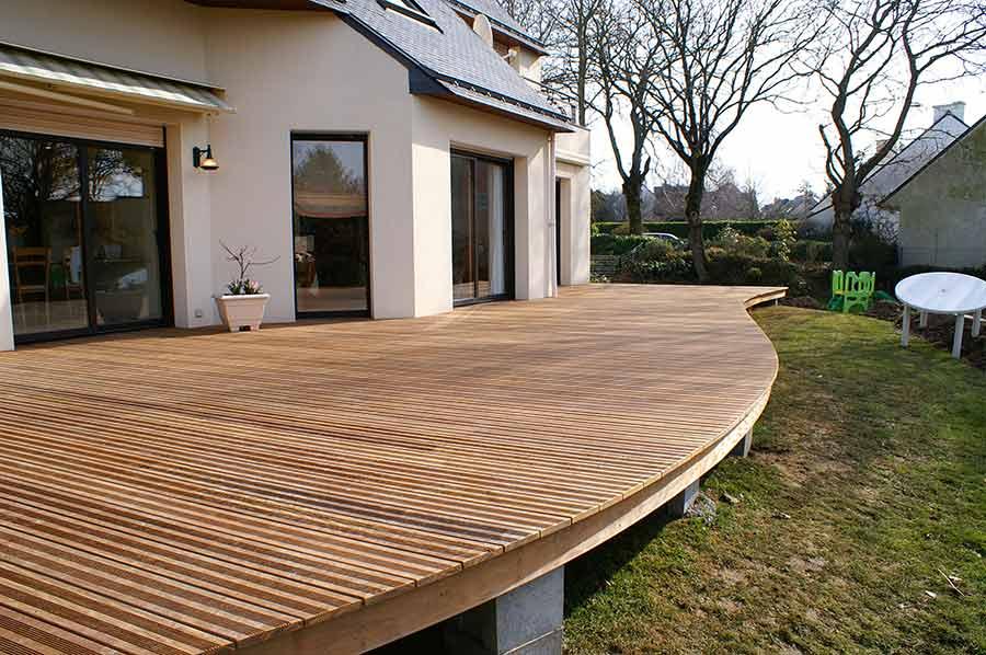 dur e de vie d 39 une terrasse bois le guide de la terrasse. Black Bedroom Furniture Sets. Home Design Ideas