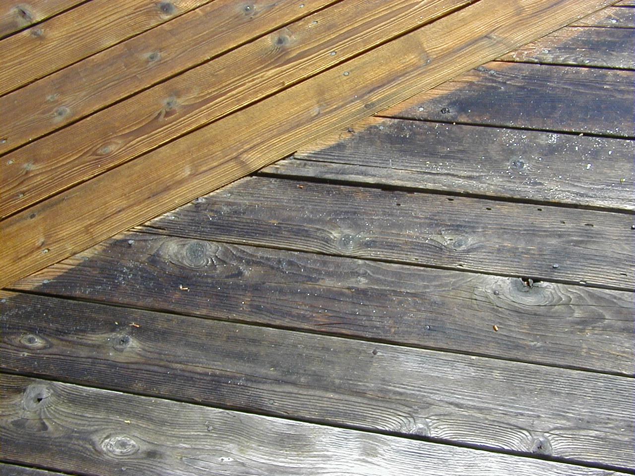 Decaper Une Terrasse entretien des terrasses en bois resineux et exotiques - tout