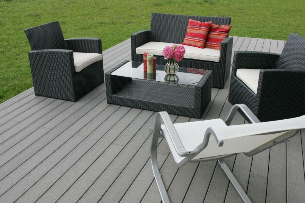 Terrasse d 39 exception une terrasse en norv ge for Idees terrasses exterieures