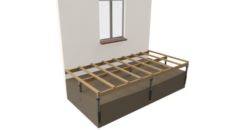 tout savoir sur les vis de fondation fixation terrasse. Black Bedroom Furniture Sets. Home Design Ideas