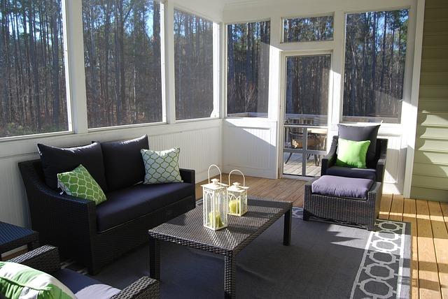 Votre jardin d\'hiver en caillebotis - terrasse bois
