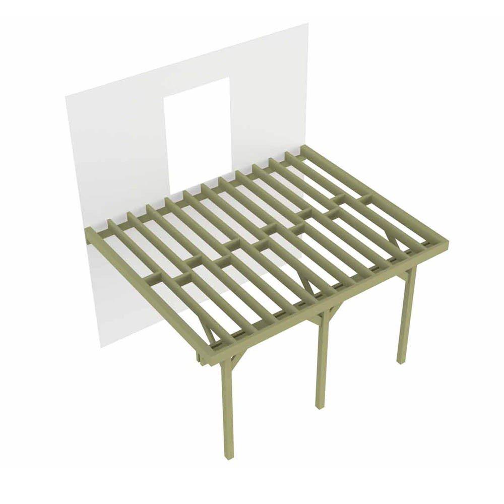 quel est le prix d 39 une terrasse sur pilotis budget et conseils. Black Bedroom Furniture Sets. Home Design Ideas